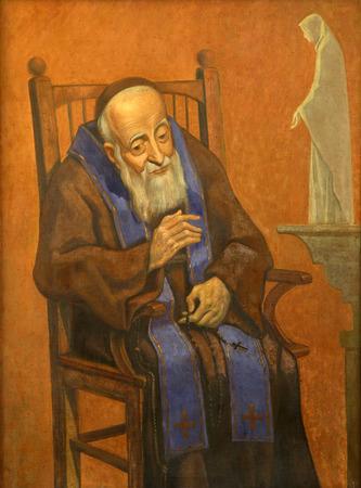 leopold: Saint Leopold Mandic