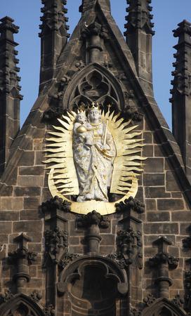 tyn: Our Lady before Tyn, Prague