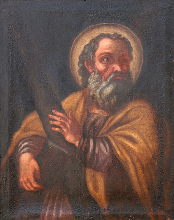 apostle: Saint Andrew apostle