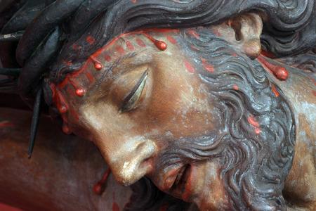 cros: Jesus on the cross