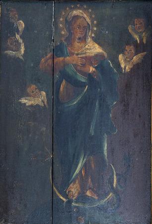jungfrau maria: Blessed Virgin Mary