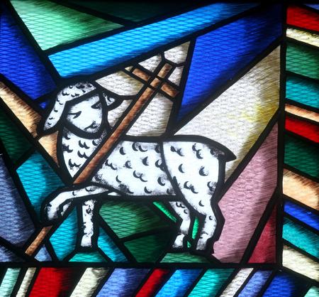 The lamb of God 新聞圖片