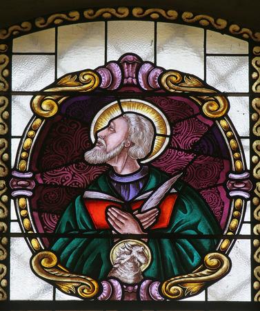 evangelist: St.Mark the Evangelist