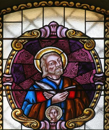 evangelist: Saint Matthew the Evangelist Editorial