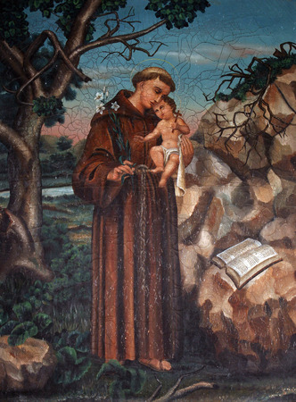 Saint Anthony of Padua Editorial