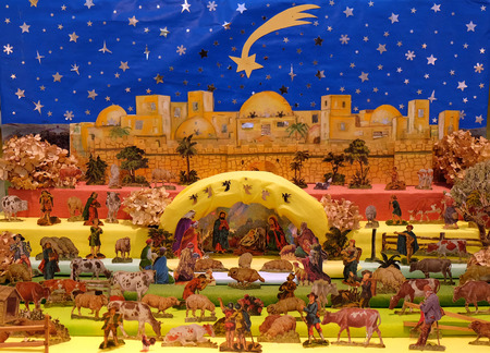 Christmas mangers