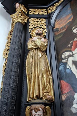 mystic place: Saint Dominic