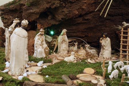 nativity scene: Nativity Scene