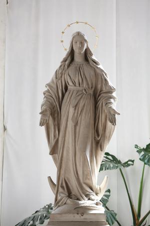 immaculate conception: Virgin Mary parish Church of the Immaculate Conception of the Virgin Mary in Lepoglava, Croatia