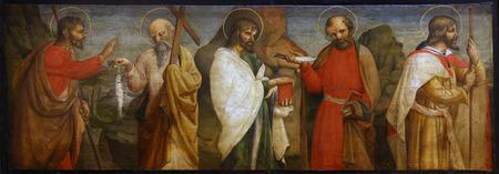 lorenzo: Lorenzo DAlessandro: Five Apostles