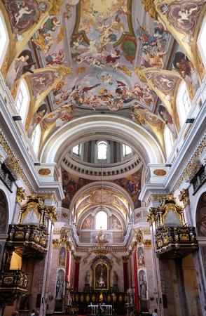 nicholas: Cathedral of St Nicholas in Ljubljana, Slovenia