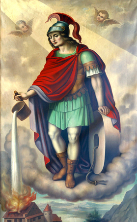 saint: Saint Florian