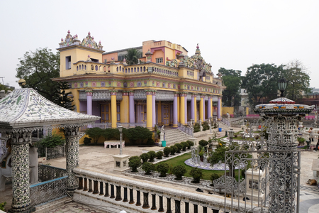 Jain Temple in Kolkata