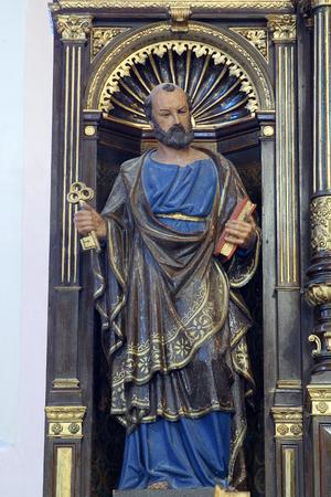 Sankt Peter Standard-Bild