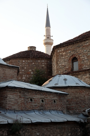 Hamam of Gazi Mehmet Pasha Bath, Prizren, Kosovo