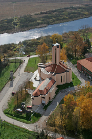 Parish Church of Blessed Aloysius Stepinac in Budasevo, Croatia