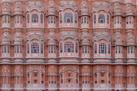 Hawa Mahal, Winds Palace in Jaipur, Rajasthan, India