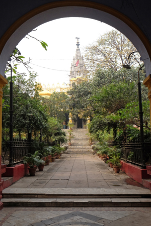 Sree Sree Chanua Probhu Temple in Kolkata, West Bengal, India