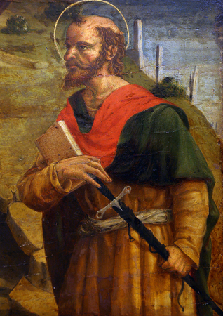 Lorenzo D'Alessandro: Saint Paul the Apostle