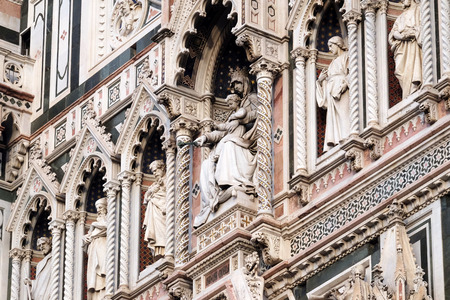 Cattedrale di Santa Maria del Fiore (Cathedral of Saint Mary of the Flower), Florence, Italy