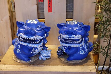 Beijing's X-creativity Soul Art Shop, souvenir shop in Nanluoguxiang hutong in Beijing, China