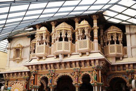 Babu Amichand Panalal Adishwarji Jain temple, Mumbai