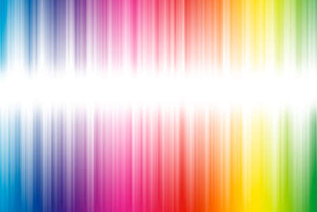 Abstract background from spectrum lines on a white background