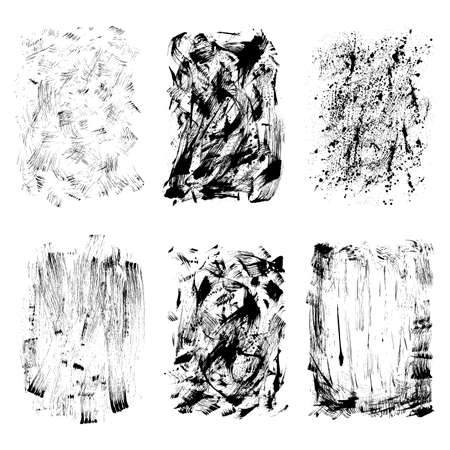 Dirty grunge design texture, background Illustration
