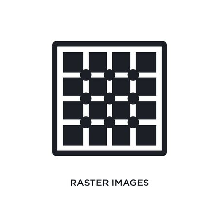raster images isolated icon. simple element illustration from technology concept icons. raster images editable  sign symbol design on white background. can be use for web and mobile