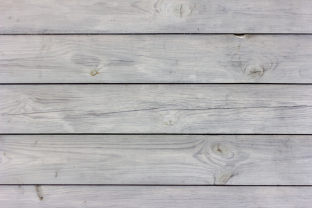 horizontal gray wooden boards background, texture material