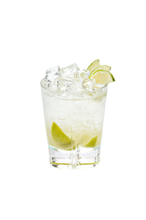aperitive: Cold alcoholic cocktail  Stock Photo