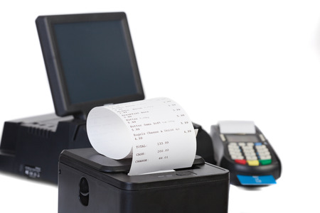 receipt: Point of Sale System For Retail or Restaurant