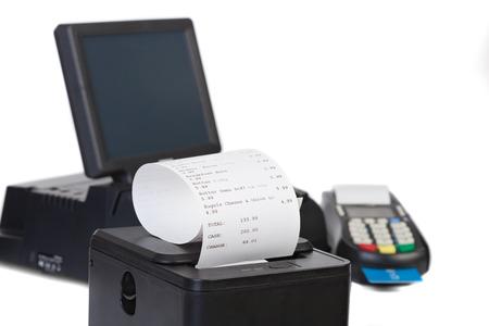 maquina registradora: Punto de Venta Sistema para al por menor o restaurante