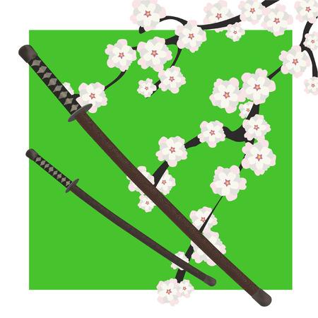 samurai sword: Samurai sword.