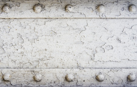 Abstract back background with metal rivets photo