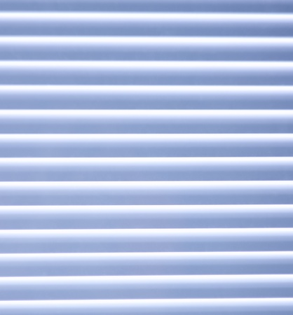 blue blind are striped because of light piercing Element of design  Stock Photo - 13264404