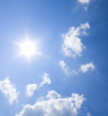 dia soleado: soleado cielo de fondo Naturaleza composici�n