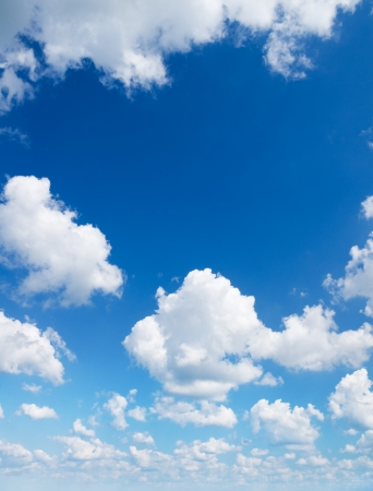 cloud background: Sky daylight  Natural sky composition  Element of design  Stock Photo