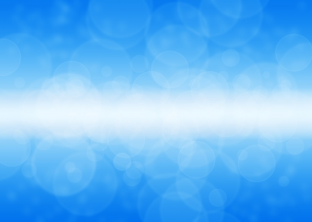 blue abstract light background Abstract composition  photo