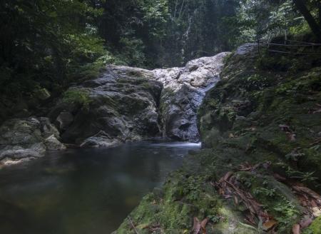 Sekayu cascada, Terengganu, Malasia