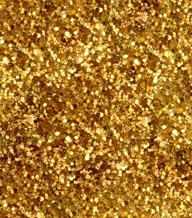 glitter: background of sequins closeup