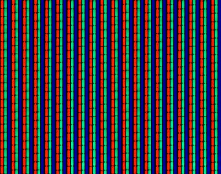 abstract colorful background closeup Stock Photo