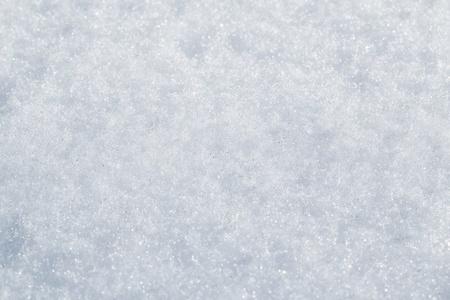 snow texture closeup Stock Photo