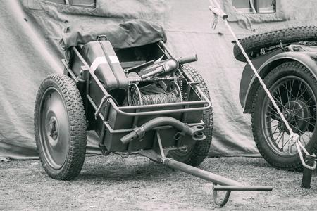 Metal Truck Infantry Allemagne