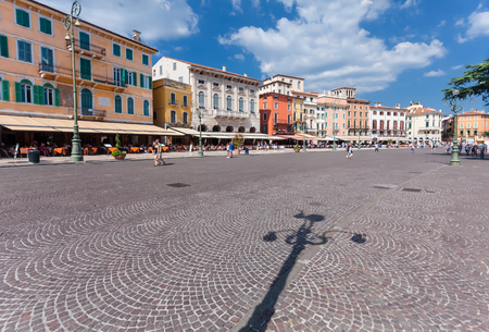 Piazza Bra, often shortened to Bra, is the largest piazza in Verona, Italy, with some claims that it is the largest in the country. Editorial