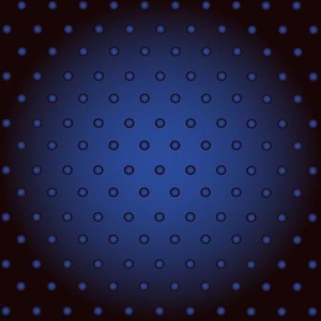 Scuro Sfondo astratto blu con Dot, per Modern Technology Pubblicità Archivio Fotografico - 29572474