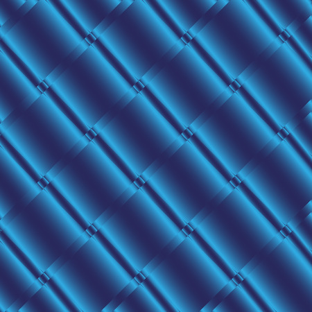 Blue Metal Background Texture Of Aluminum Sheet Illustration