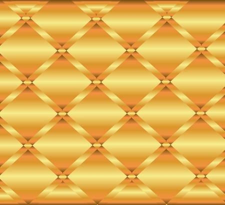 Gold Metal Texture Background Decorative Design