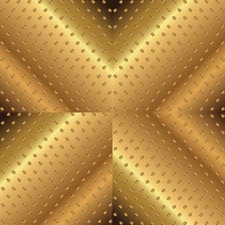 Letter X Background Metal Copper  Vector