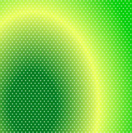 Apple green dots